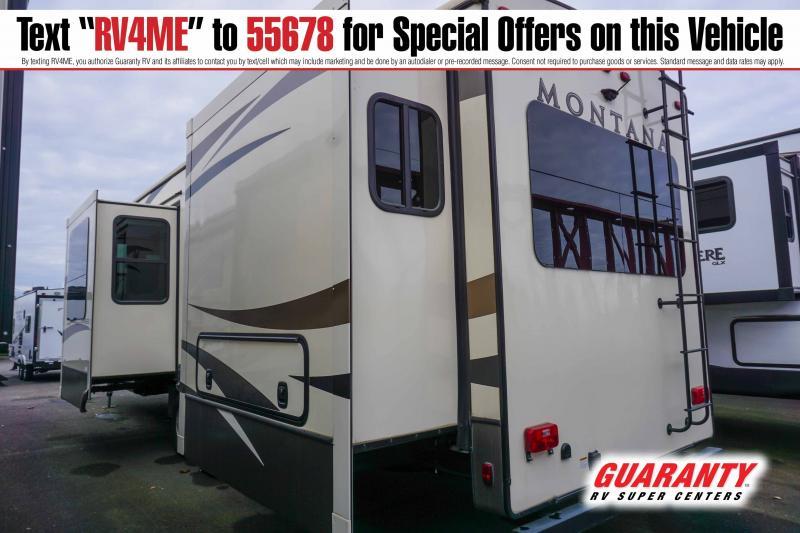 2016 Keystone Montana 3820FK - Guaranty RV Fifth Wheels - ST4044