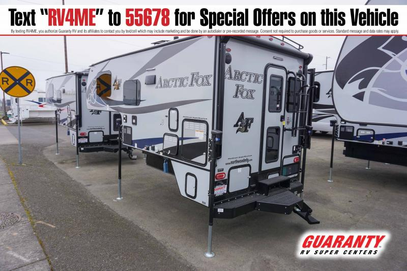 2021 Northwood Arctic Fox Camper 811 - Guaranty RV Fifth Wheels - T42811