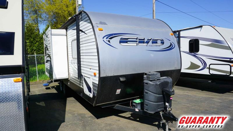 2017 Forest River Evolution 2050 - Guaranty RV Trailer and Van Center - M40316A