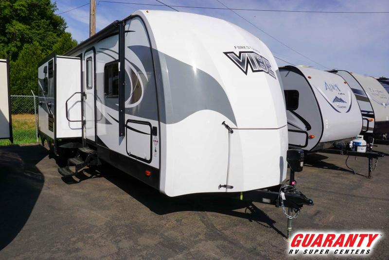 2018 Forest River Vibe West Coast 279RBS - Guaranty RV Trailer and Van Center - M39463A