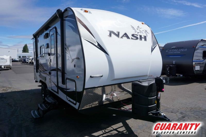 2020 Northwood Nash 17K - Guaranty RV Trailer and Van Center - T40674
