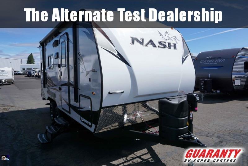 2020 Northwood Nash 17K - Guaranty RV Trailer and Van Center - T40674