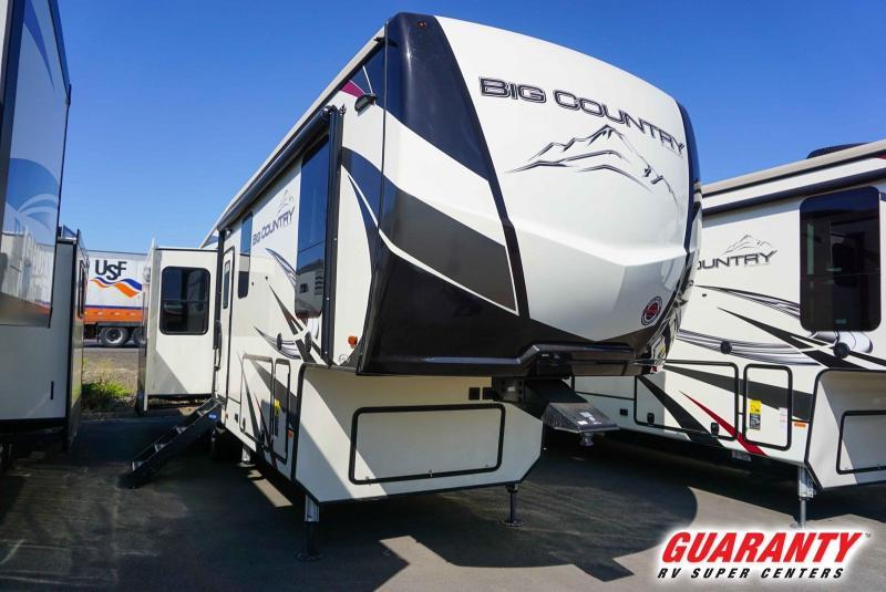 2020 Heartland Big Country 3155RLK - Guaranty RV Fifth Wheels - T40917