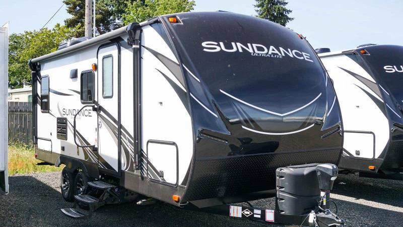 2020 Heartland Sundance Ultra-Lite 198MB - Guaranty RV Trailer and Van Center - T40634