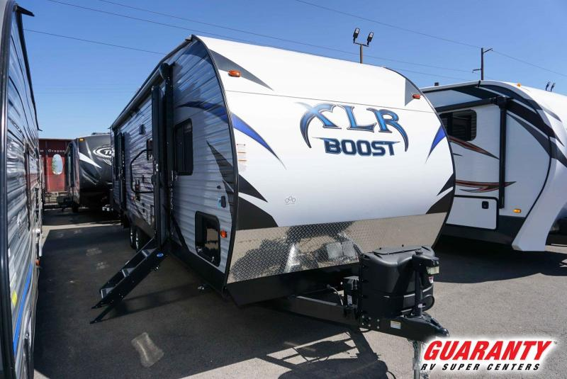 2018 Forest River XLR Boost 29QBS - Guaranty RV Fifth Wheels - PT3763