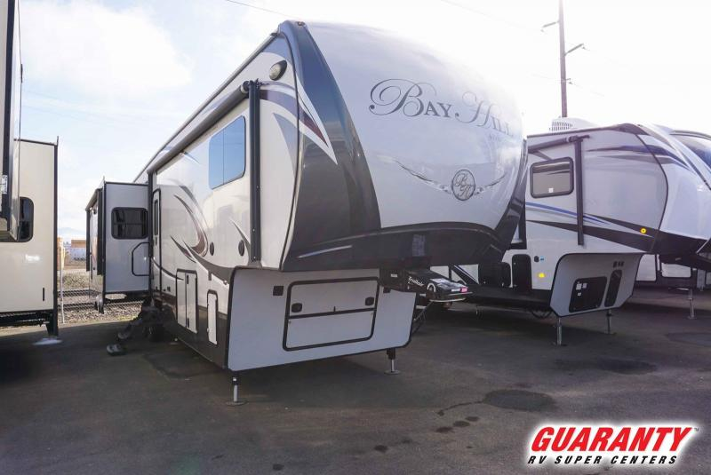2016 Evergreen Bay Hill 340RK - Guaranty RV Fifth Wheels - T39930A