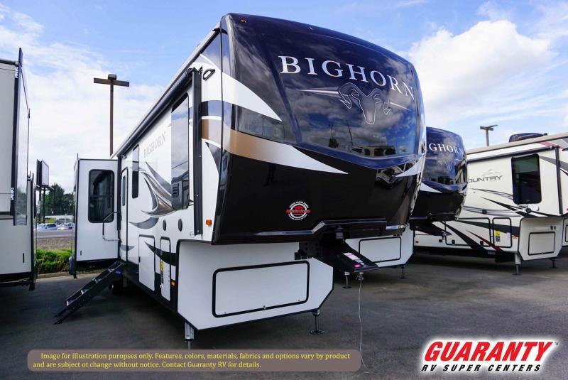 2020 Heartland Bighorn 3985 RRD - Guaranty RV Fifth Wheels - T41307