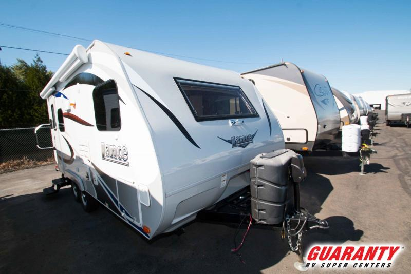 2016 Lance Travel Trailer 1685 - Guaranty RV Trailer and Van Center - T39130A