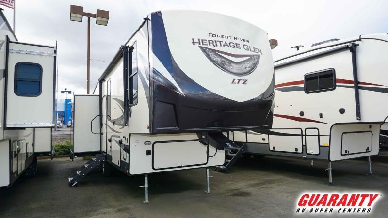 2019 Forest River Wildwood Heritage Glen Ltz 286RL - Guaranty RV Fifth Wheels - T40301