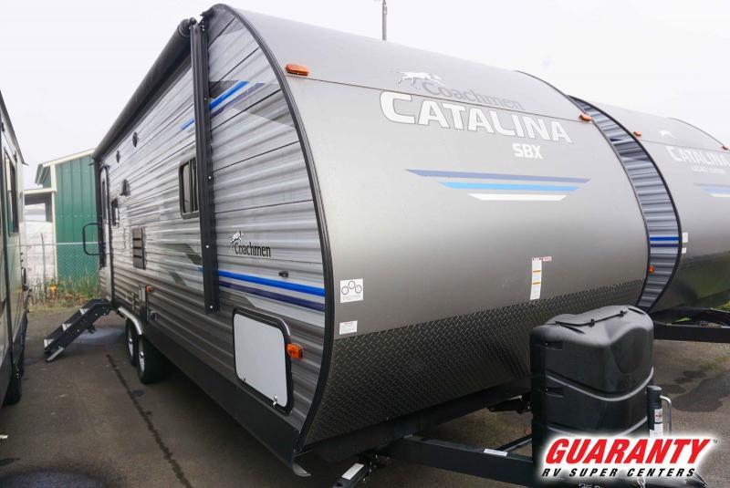 2020 Coachmen Catalina Summit Series 8 231MKS - Guaranty RV Trailer and Van Center - T40776