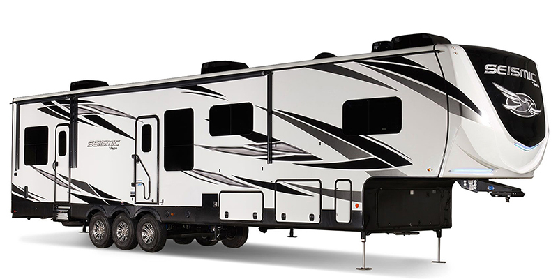 2021 Jayco Seismic 4212 - Sturtevant, WI - 14056  - Burlington RV Superstore