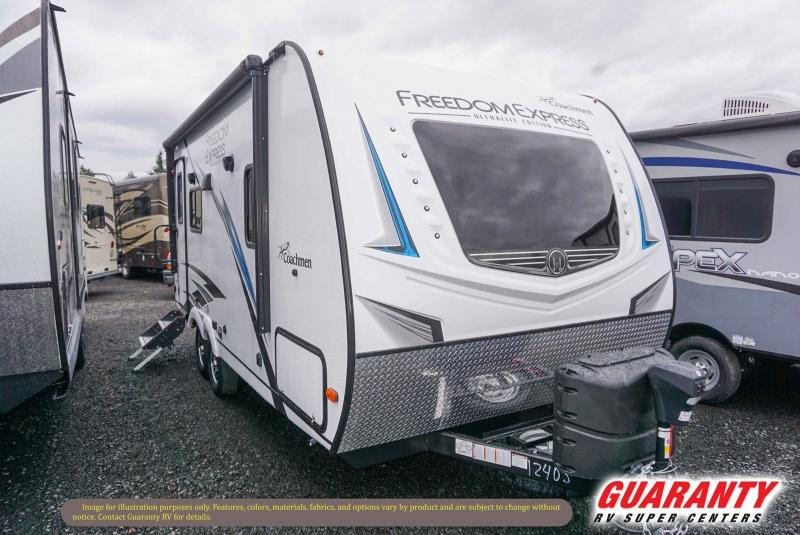 2020 Coachmen Freedom Express Ultra-Lite 192RBS - Guaranty RV Trailer and Van Center - T41031