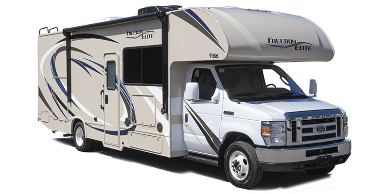 2018 Thor Freedom Elite 26HE - 12659A  - Burlington RV Superstore