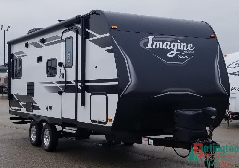 2019 Grand Design Imagine Xls 19RLE - BRV - 13127  - Burlington RV Superstore