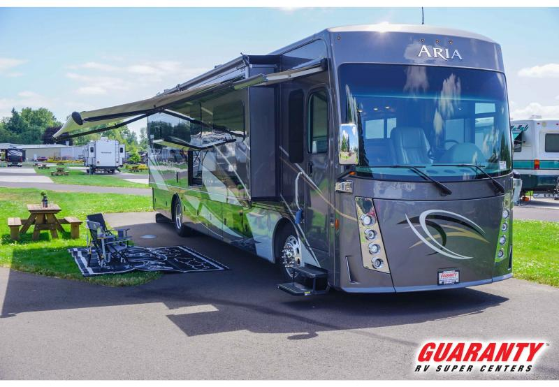 2018 Thor Motor Coach Aria 3901 - Guaranty RV Motorized - PM40916   Oregon RVs for Sale   Guaranty RV Super Centers