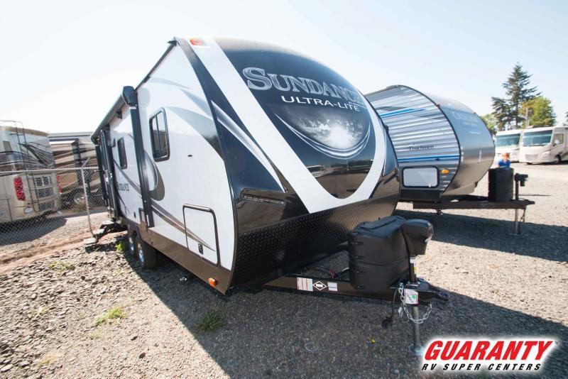 2019 Heartland Sundance Ultra-lite 221RB - Guaranty RV Trailer and Van Center - T39215
