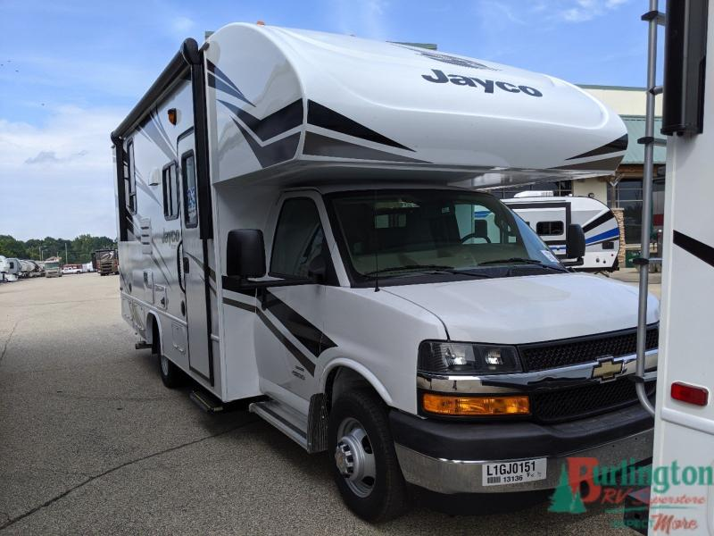 2020 Jayco Redhawk Se 22C - BRV - 13746  - Burlington RV Superstore
