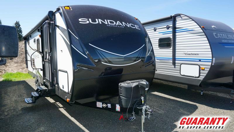 2020 Heartland Sundance Ultra-lite 241BH - Guaranty RV Trailer and Van Center - T40382