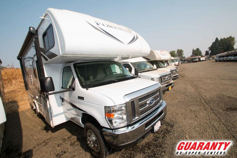 2017 Forest River Forester 2251SLE - Guaranty RV Motorized - T38843A