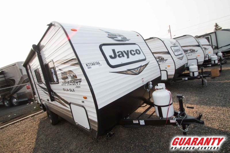 2019 Jayco Jay Flight Slx 7 195RB - Guaranty RV Trailer and Van Center - T39696