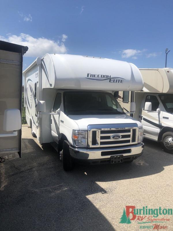 2018 Thor Freedom Elite 22FE - BRV - 12771A  - Burlington RV Superstore