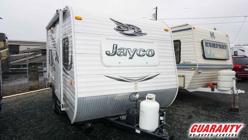 2015 Jayco Jay Flight Slx 154BH - Guaranty RV Trailer and Van Center - T38755A