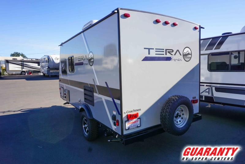 2021 Coachmen Apex Tera 15T - Guaranty RV Trailer and Van Center - T41715