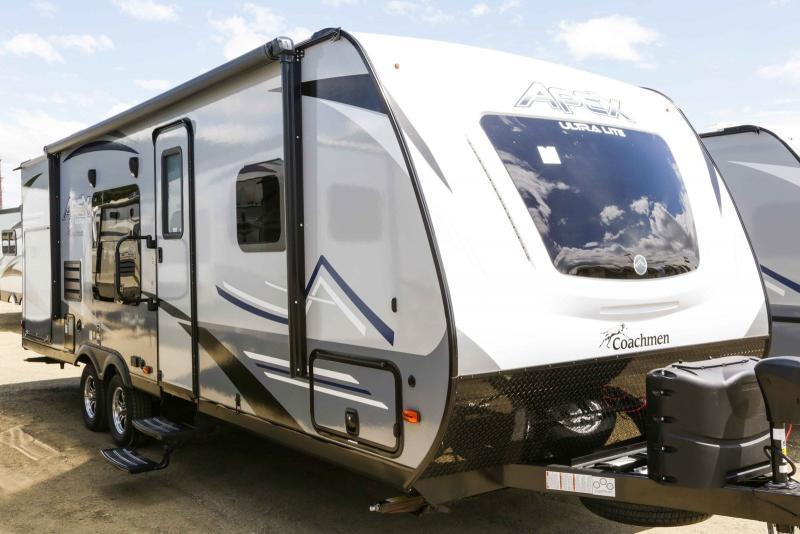2020 Coachmen Apex Ultra Lite 251RBK - Guaranty RV Trailer and Van Center - T40364
