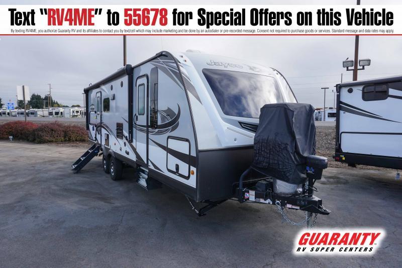 2020 Jayco White Hawk 27RB - Guaranty RV Trailer and Van Center - PT3988