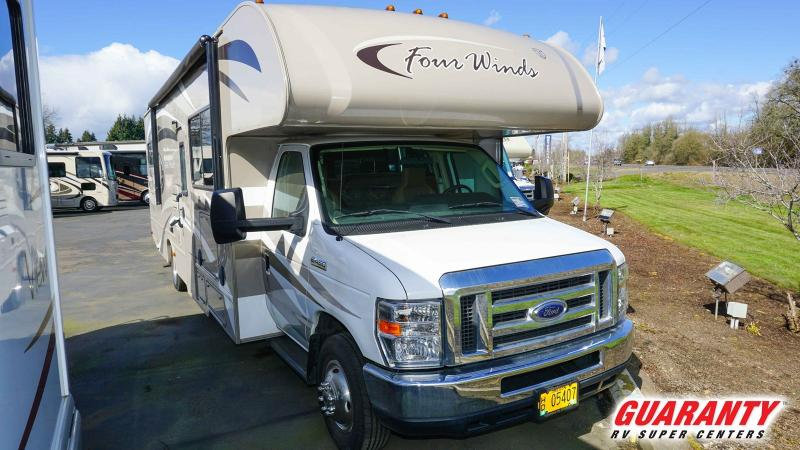 2014 Thor Motor Coach Four Winds 31F - RV Show - PM40451