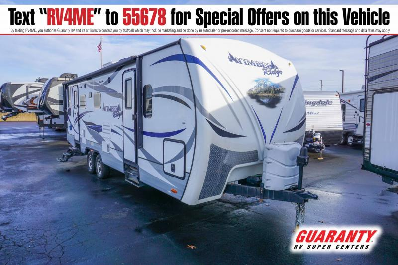 2015 Outdoors RV Timber Ridge 250RDS - Guaranty RV Trailer and Van Center - PM43005A