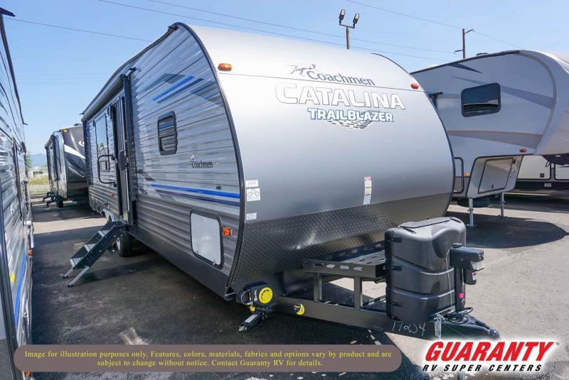 2020 Coachmen Catalina Trail Blazer 28THS - Guaranty RV Fifth Wheels - T41270