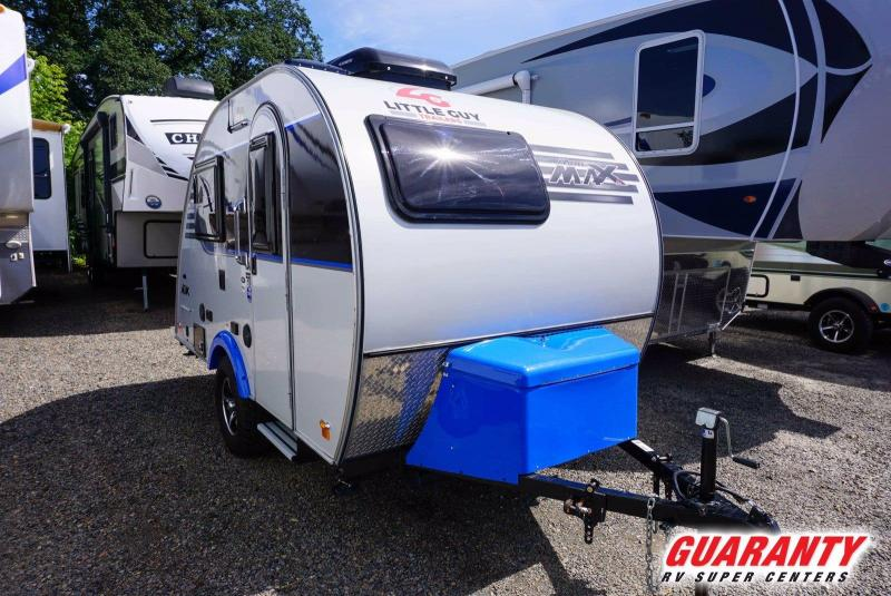 2019 Little Guy Mini Max Base - Guaranty RV Trailer and Van Center - PT3884