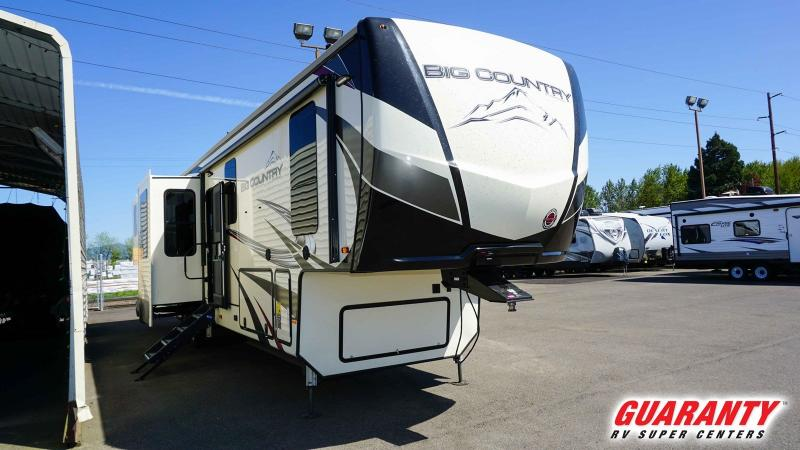 2020 Heartland Big Country 4011 ERD - Guaranty RV Fifth Wheels - T40487