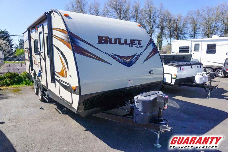 2016 Keystone Bullet 212RBSWE - Guaranty RV Trailer and Van Center - PT3851