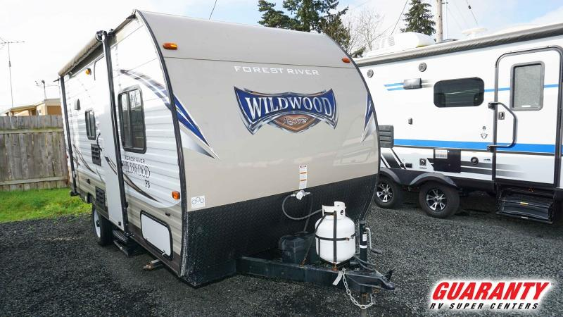 2017 Forest River Wildwood 174BH - Guaranty RV Trailer and Van Center - T38486A
