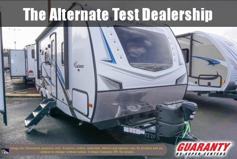 2020 Coachmen Freedom Express Ultra-Lite 231RBDS - Guaranty RV Trailer and Van Center - T41034