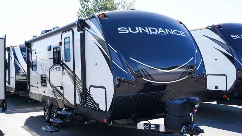 2020 Heartland Sundance Ultra-Lite 198MB - Guaranty RV Trailer and Van Center - T40631