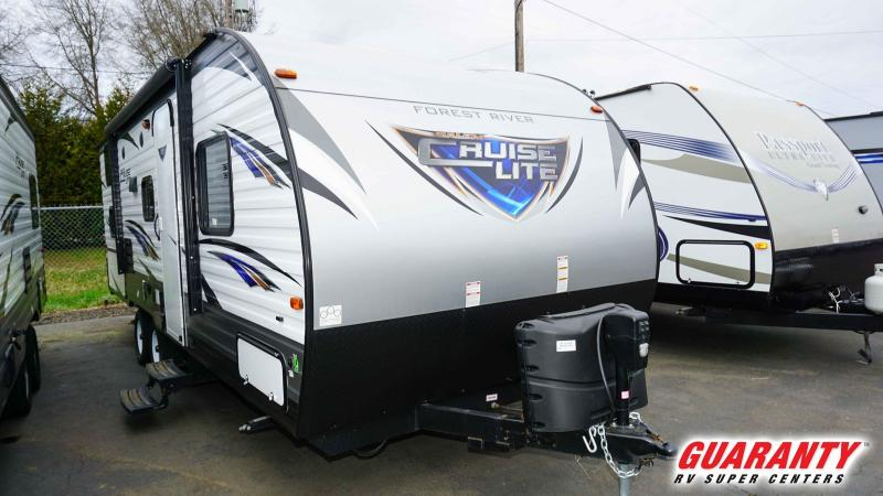 2018 Forest River Salem 243BHXL - Guaranty RV Trailer and Van Center - T40302A