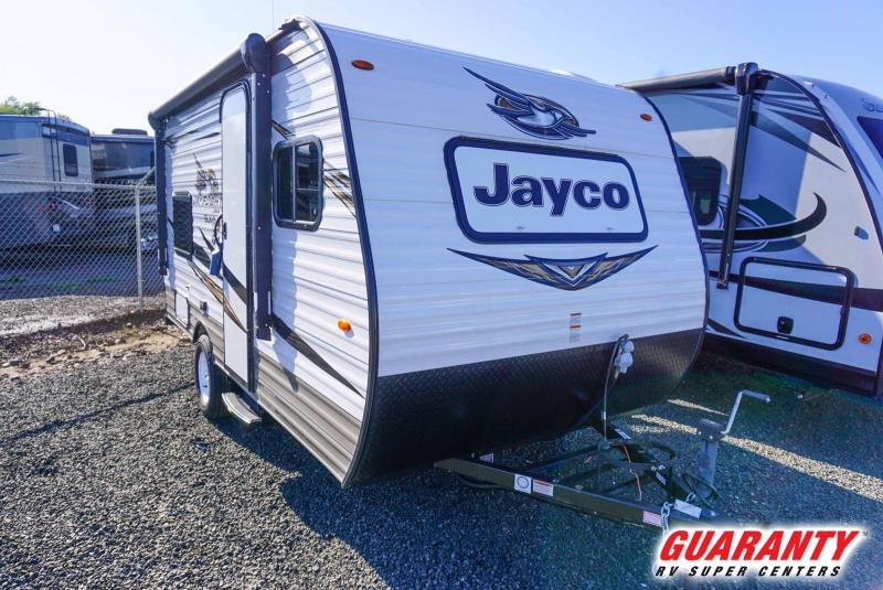2019 Jayco Jay Flight SLX 7 154BH - Guaranty RV Trailer and Van Center - T40700A