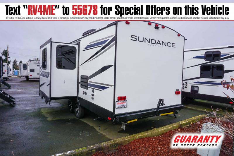 2021 Heartland Sundance Ultra-Lite 221 RB - Guaranty RV Trailer and Van Center - T42650