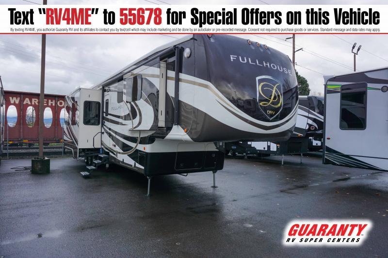 2019 DRV Fullhouse JX450 - Guaranty RV Fifth Wheels - PT4025