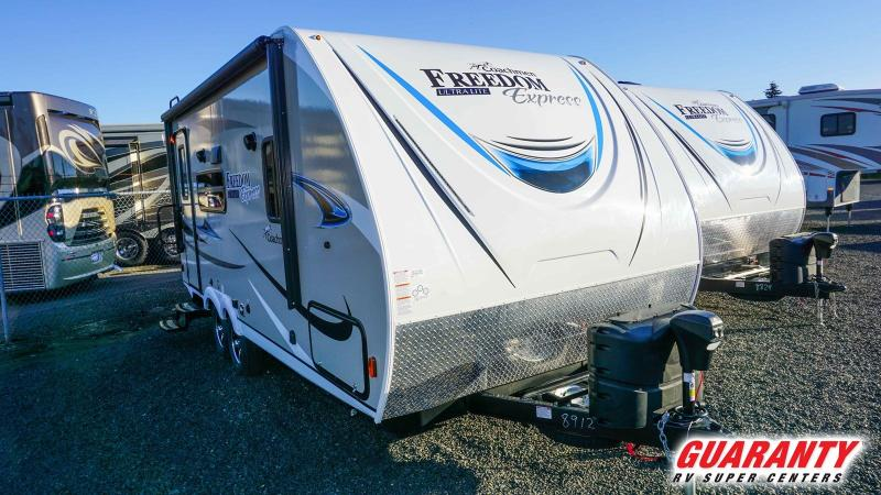 2019 Coachmen Freedom Express Ultra-lite 192RBS - Guaranty RV Trailer and Van Center - T40071