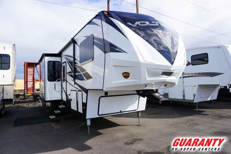2018 Dutchmen Voltage V3805 - Guaranty RV Fifth Wheels - T41081A