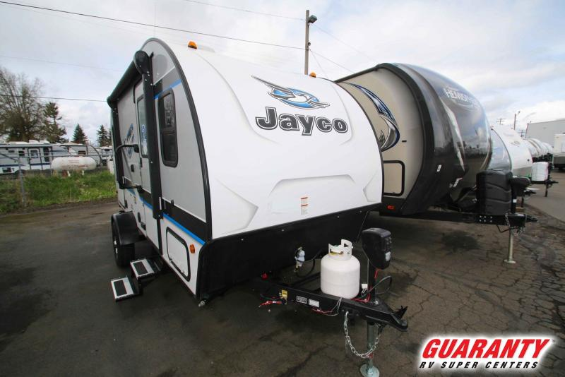 2018 Jayco Hummingbird 16FD - Guaranty RV Trailer and Van Center - T38697