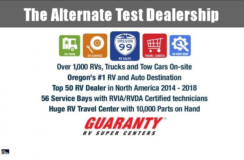 2011 Forest River Stealth SS1812 - RV Show - WT40217A | Oregon RVs for Sale | Guaranty RV Super Centers