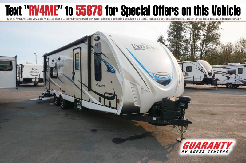 2018 Coachmen Freedom Express Deep Slide 276RKDS - Guaranty RV Trailer and Van Center - T41378A