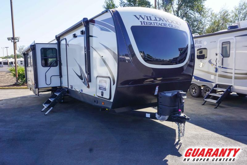 2021 Forest River Wildwood Heritage Glen 271RL - Guaranty RV Trailer and Van Center - T41499