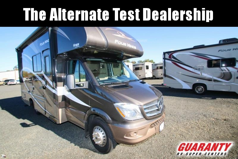 2019 Thor Four Winds 24BL - M39735