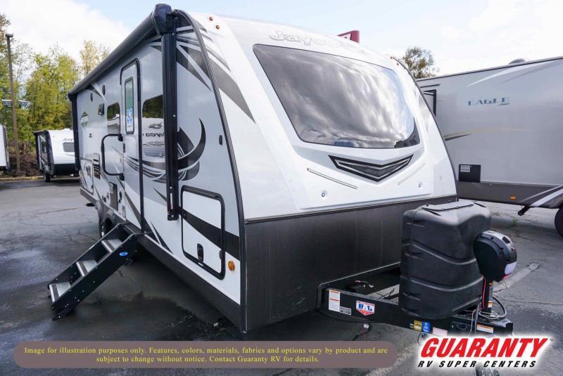 2020 Jayco White Hawk 23MRB - Guaranty RV Trailer and Van Center - T40859